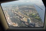 Sail Amsterdam from the sky!