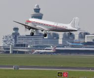 DDA Classic Airlines moves back to Amsterdam Airport Schiphol