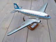 New: Unique DC-3 PH-PBA model for sale!
